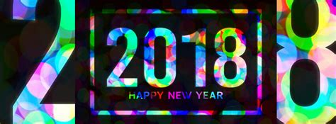 30 Happy New Year 2018 Facebook Covers, Fb Cover Pics