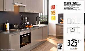 Cuisine En Promo : les cuisines brico d p t le blog des cuisines ~ Teatrodelosmanantiales.com Idées de Décoration