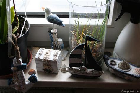Neue Fensterbrett Deko  Connys Weblog  Blog Einer