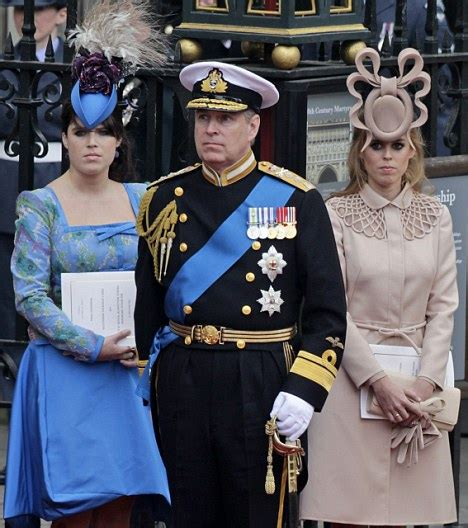 Beatrice and Eugenie stripped of police protection after ...