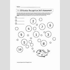 Mrs Amelia Preschool Number Recognition  Homeschool  Pinterest  Google Docs, Preschool And