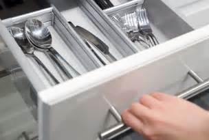organisateur de tiroir cuisine separateur tiroir cuisine