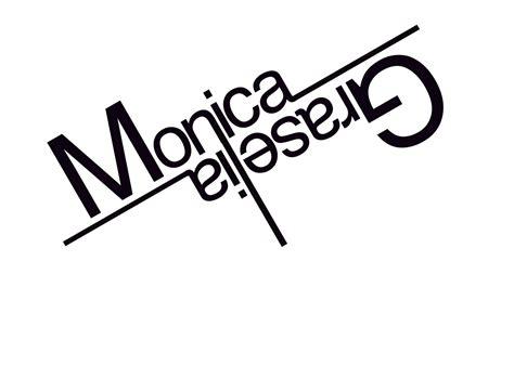 design name ideas monica graselia my name s logo design