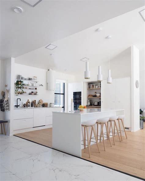 3 Inspiring Kitchens by My Scandinavian Home An Inspiring Home Kitchen In