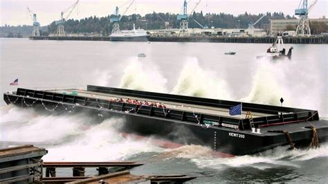 General Construction Company - Kiewit 200 and 201 Barge ...