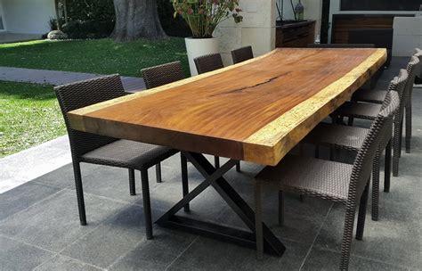 Unique Porch Furniture by Parota Wood Outdoor Furniture High Quality Modern Design