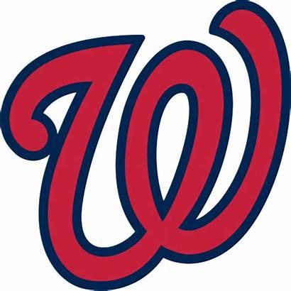 Nationals Washington Team Vector Baseball Mlb Decal