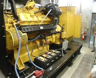 diesel engine generator preventative preventive