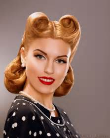 1950s Hairstyles for Short Hair Women