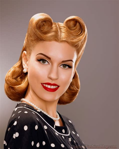 Simple 1950s Hairstyles by 1950s Hairstyle All Hairstyles