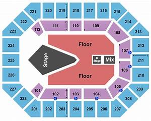 Us Cellular Center Seating Chart