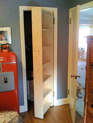 Bookcase Closet Doors by Rhetorical Gab I Must I Must I Must Express Myself
