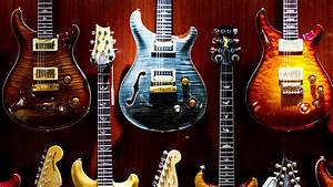 Free 3d Music Cool Guitars Wallpapers Hd Download