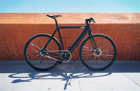 fahrrad test cityräder im test coboc one rome das singlespeed e bike mit