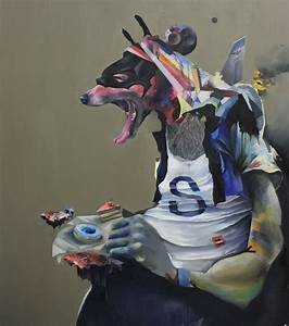 Amazing Oil Paintings By Joram Roukes