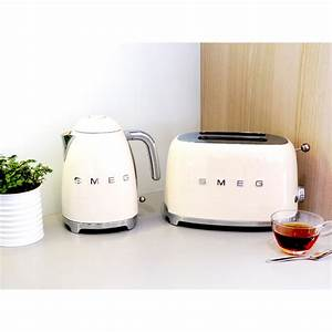 Smeg Toaster Creme : smeg tsf01cruk retro style 2 slice toaster best price ~ A.2002-acura-tl-radio.info Haus und Dekorationen
