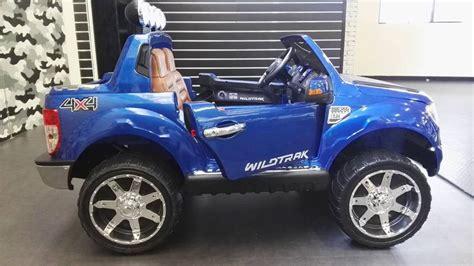 Elektrische Kinderauto Ford Ranger 12v 2 4g Winkel Amsterdam
