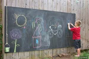Ingenious ways of using chalkboard paint for What kind of paint to use on kitchen cabinets for number 7 wall art