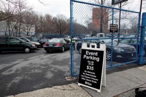 parking garages around yankee stadium parking rates at yankee stadium skyrocket newsday