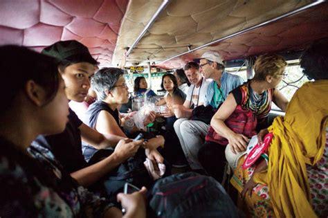 philippine jeepney interior philippine reporter s eyewitness account people s sona