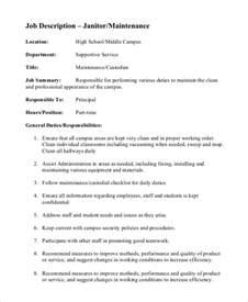 church custodian resume sle custodian description 11 property manager description resume riez sle resumes
