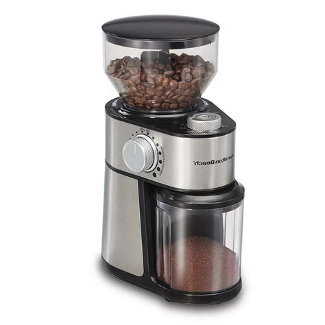 Below we have done some summary reviews, and have included links to more detailed reviews. 14 CUP PREMIUM BURR COFFEE GRINDER HAMILTON BEACH
