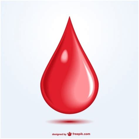Red And Black Pictures Blood Donation Logo Vector Free Download