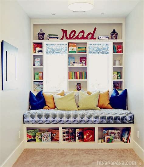 reading area ideas 10 awesome window seats kids room storage solutions kidspace interiors