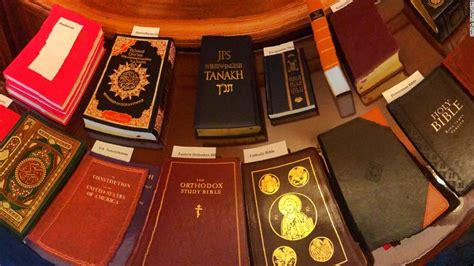 muslim  jewish holy books     swear