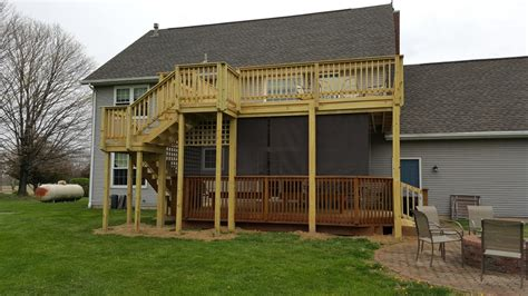 dayton cincinnati deck porch and outdoor spaces builder