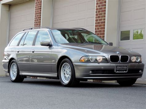 Bmw 5 Series Wagon by 2002 Bmw 5 Series Sport Wagon 525i Stock D86631 For Sale