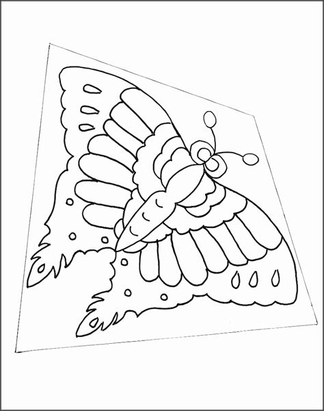 colorful kite design template sampletemplatess