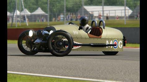Morgan 3 Wheeler Top Gear At Silverstone