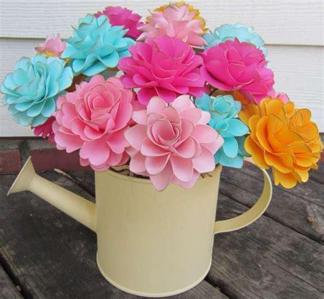 fiori di carta crespa facili per bambini come realizzare fiori di carta crespa e velina fai da te