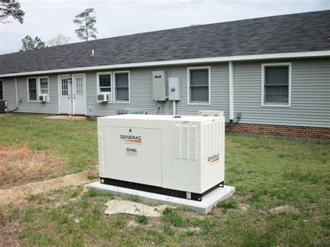 kw generac commercial business liquid cooled propane