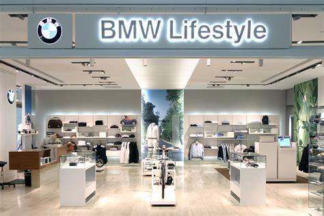 bmw dealership interior bmw lifestyle store by plajer franz studio munich