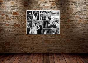 wedding canvas print ideas collage canvas print by With wedding photography printing