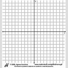 Number Line, Coordinate Planes, 100s Boards, Log & Semilog Paper