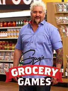 Watch Guy39s Grocery Games Season 13 Episode 9 All In The