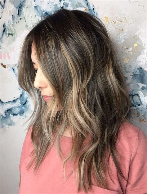different shade light brown hair color ideas for medium
