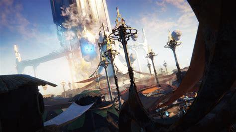 warframes plains  eidolon expansion   games