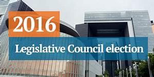 Legislative Council election 2016 live counting room