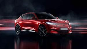 2022 Ford Mustang Mach E Distance Interior - spirotours.com
