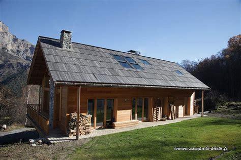 constructeur chalet bois maison bois ossature bois hautes alpes boulot sarl