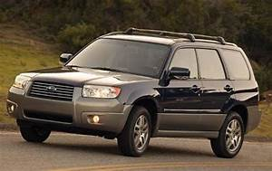 Used 2008 Subaru Forester Pricing