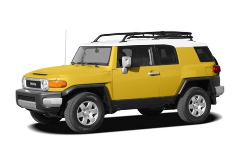 Toyota Fj Cruiser Mpg by 2008 Toyota Fj Cruiser Specs Safety Rating Mpg Carsdirect