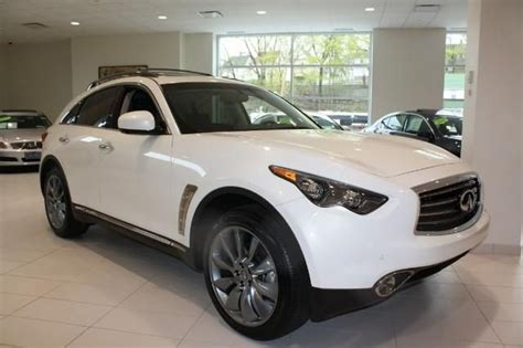 infiniti fx awd dr limited edition suv  doors