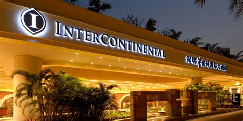 intercontinental shenzhen hotel meeting rooms wedding rentals