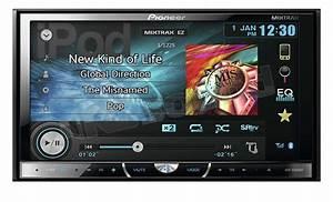 Pioneer Avh X5800dab : pioneer avh x5600bt monitor auto 1 e 2 din car ~ Jslefanu.com Haus und Dekorationen