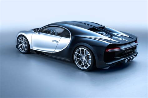 10 Things You Didn't Know About The Bugatti Chiron
